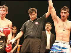Irshaad Sayed (South Africa), Lightweight World Muay Thai Champion.