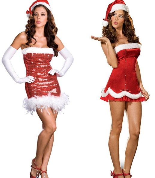 christmas outfits for women sexy and hot santa claus costumes come for every fashionista in huge range of styles sizes and color combinations