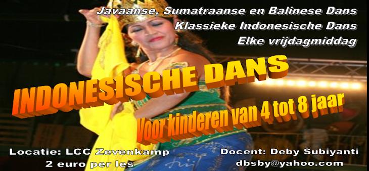 Javaanse Dansen
