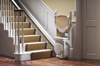 Stannah Sofia Stairlift