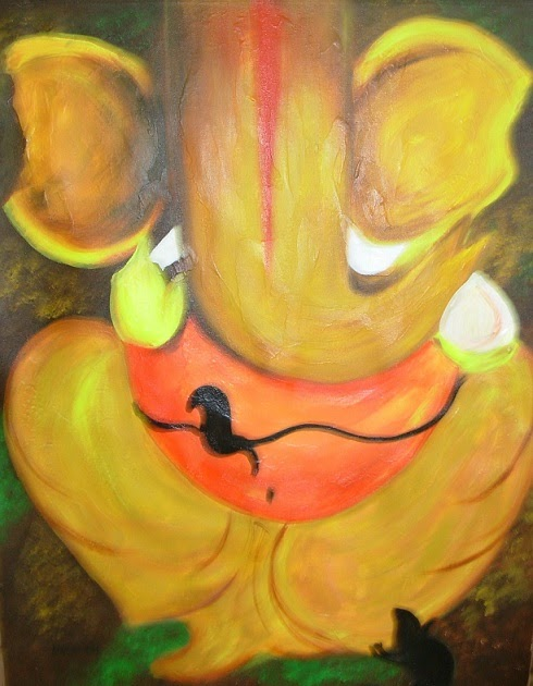FOR ART LOVERS Lord Ganesh Ji
