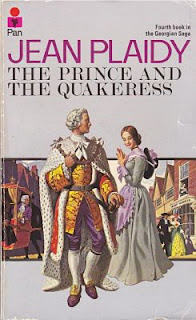 The Prince and the Quakeress Jean Plaidy