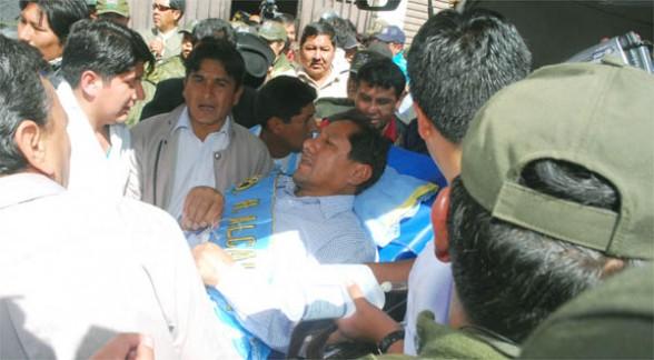 informacion de bolivia: