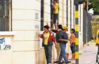 Recintos Para El Examen De Ascenso De Categoria Bolivia | Consejos De