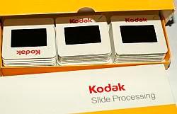 Zo ziet een doosje kodachromes er uit