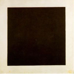 zwart vierkant