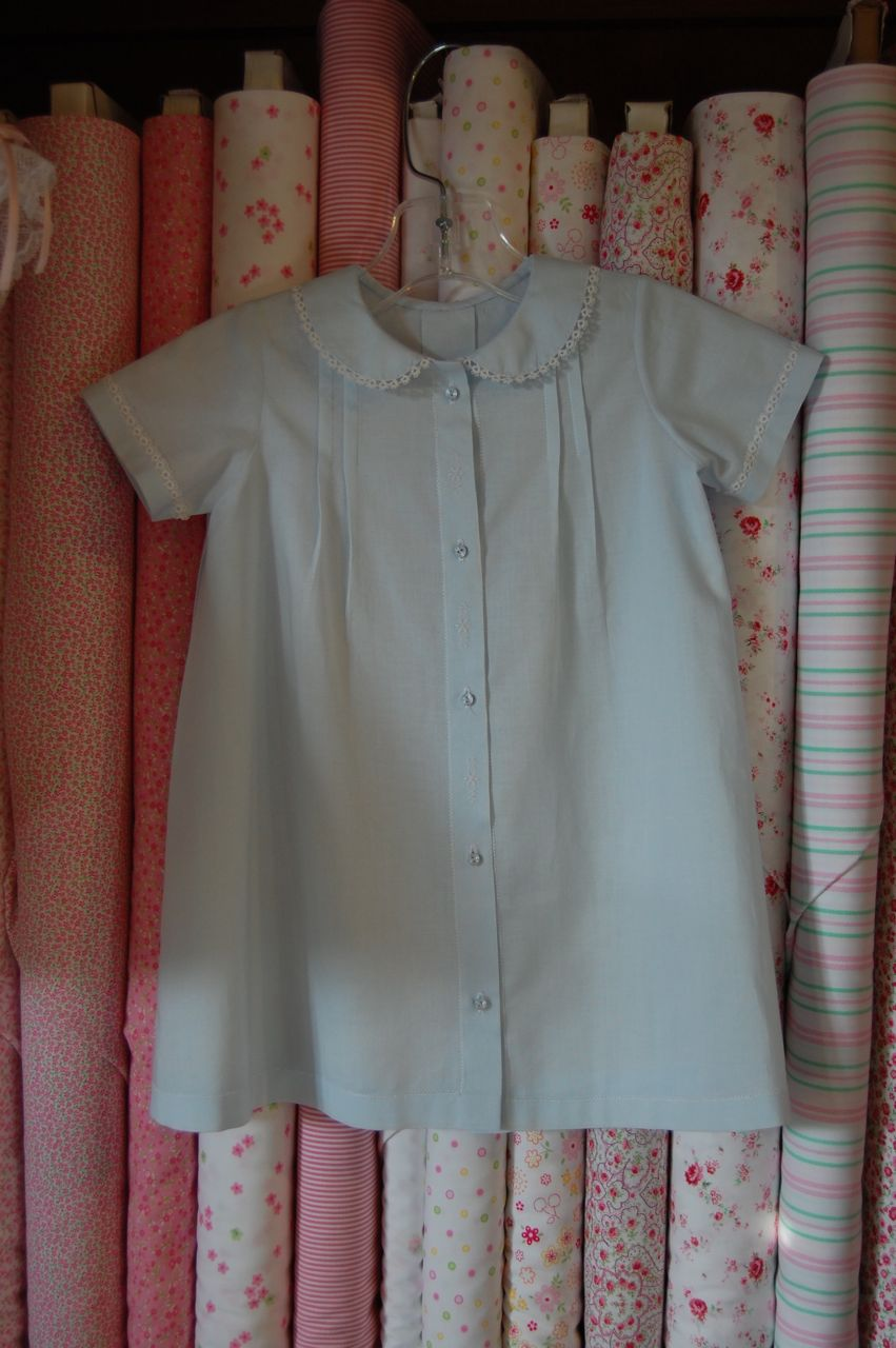 The Old Fashioned Baby Sewing Room Pretty Baby Clothes at
