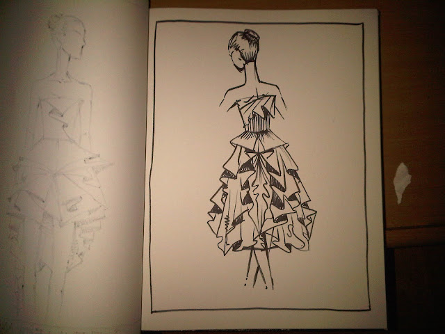 sketches from my new collection
