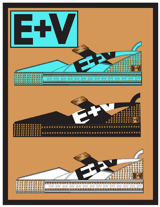 E=V STUDDED SANDELS