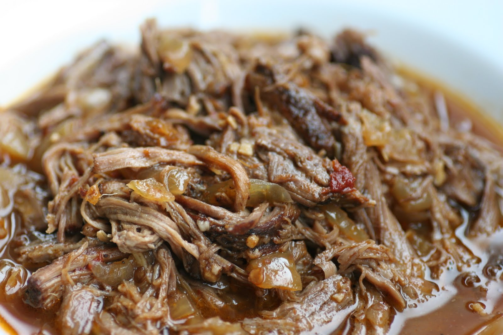 Gullo Goodies: Barbacoa Beef