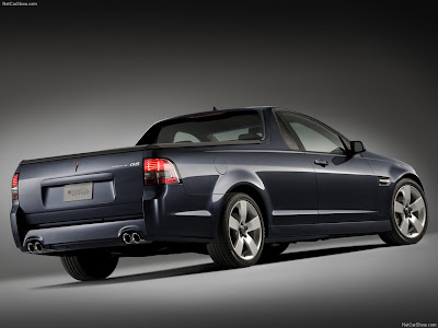 New Pickup Truck 2010 Pontiac G8 Sport Truck Pictures