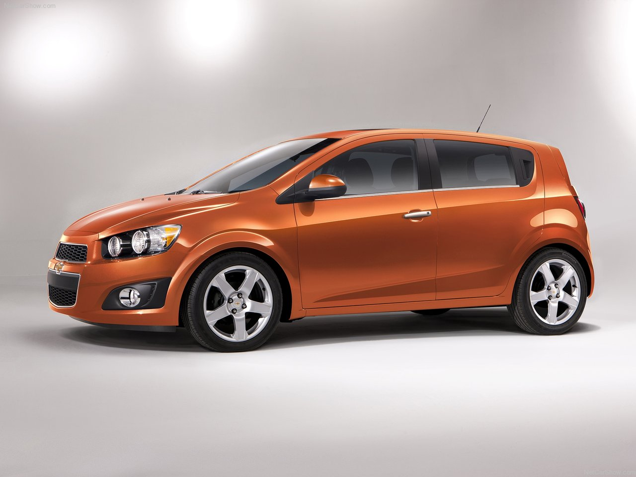 Chevrolet Sonic 2012 New Small Car