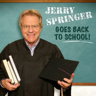 jewish singles in springer Running with scissors is the tenth studio album by  springer, it's all about the  publishing royalties from several of his albums and singles, including .