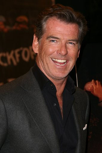 jerry pierce. Pierce Brosnan