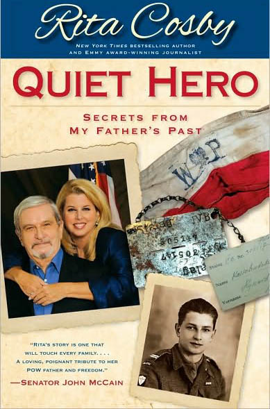 Times Square Gossip: EMMY WINNER RITA COSBY'S 'QUIET HERO'