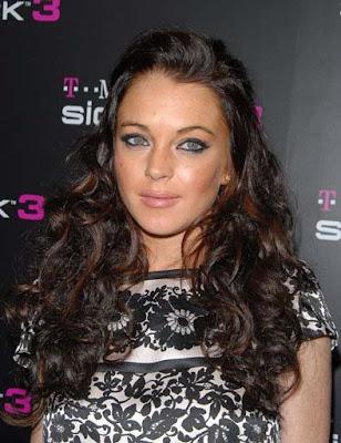 Sexy Cute American Celebrity, Lindsay Lohan