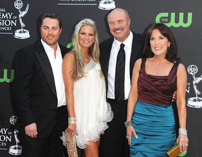 Dr. Phil McGraw Family