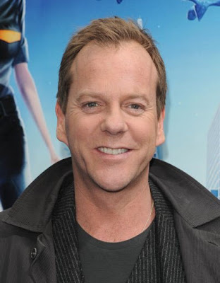 24 star Kiefer Sutherland has reignited his budding romance with his ex-wife ...