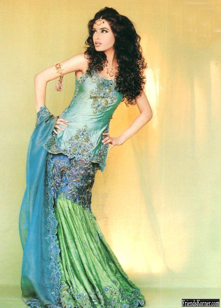 Pakistan Bridal Designs Pakistani Wedding Dress November 2014