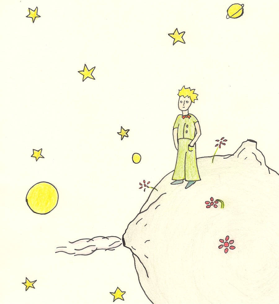the little prince quote analysis Q1: because the verb 見える has more than one meaning, and it can both mean  to be able to see (something) and to be visible see this question, too.
