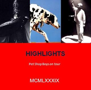 Highlights (MCMLXXXIX Tour)