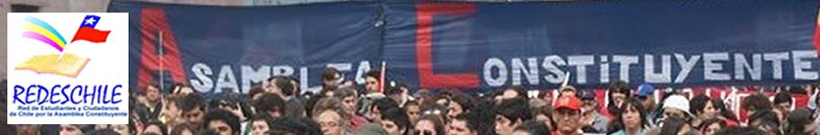 REDESCHILE - Red de Estudiantes y Ciudadanos de Chile por la Asamblea Constituyente