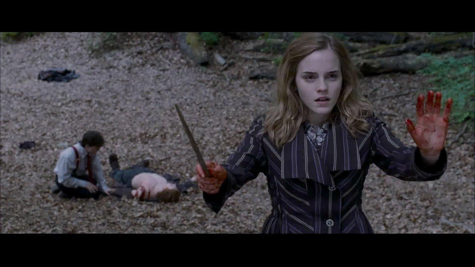Giochi di harry potter hermione dating 10