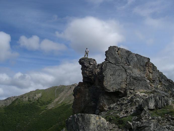 Sugarloaf Trail, Denali, AK