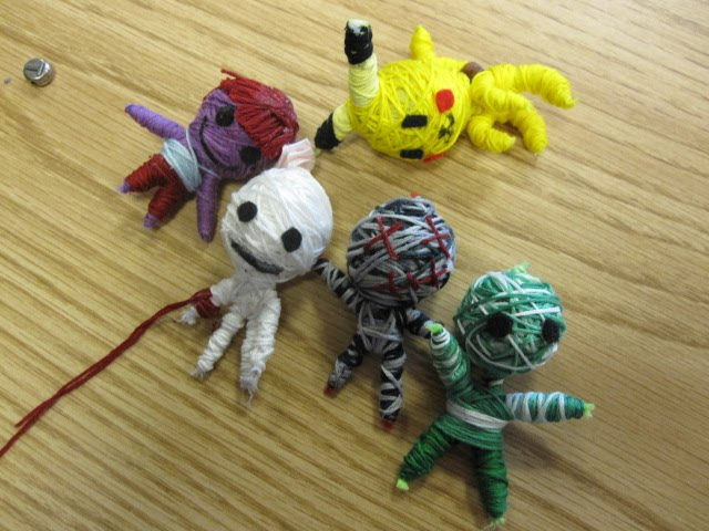 Image result for string monsters