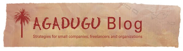 AGADUGU Marketing and Design  - strategies for small businesses and organizations