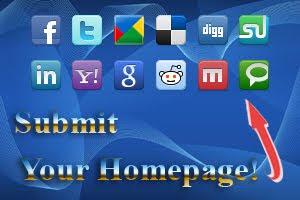 Social Bookmarking Widget Untuk Homepage