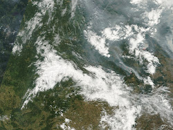 Moscow Smoke Clouds
