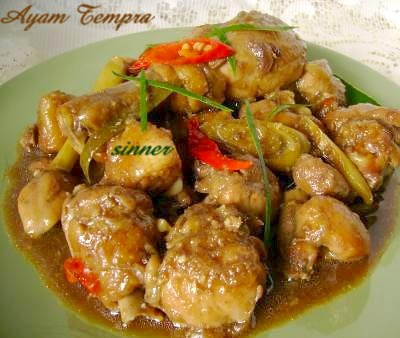 Spicy Sour Chicken