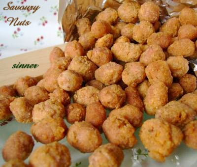 Savoury Coated Peanuts