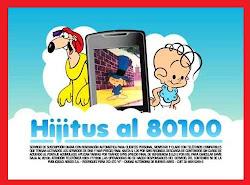 Enviá HIJITUS al 80100