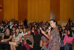 Seminar Bersama Syahnaz Haque