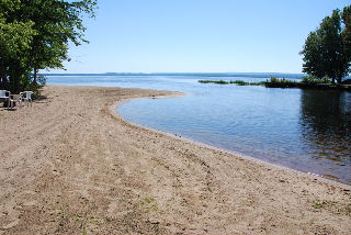 Bonnechere River mouth