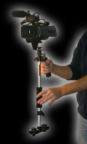 Steady Cam profesional Pro Video