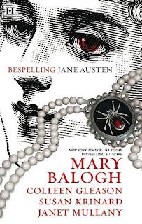 Bespelling Jane Austen cover