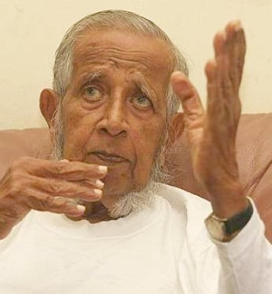 In Memoriam: This blog is dedicated to J B Jeyaretnam