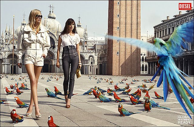 Diesel - Global Warming Campaign