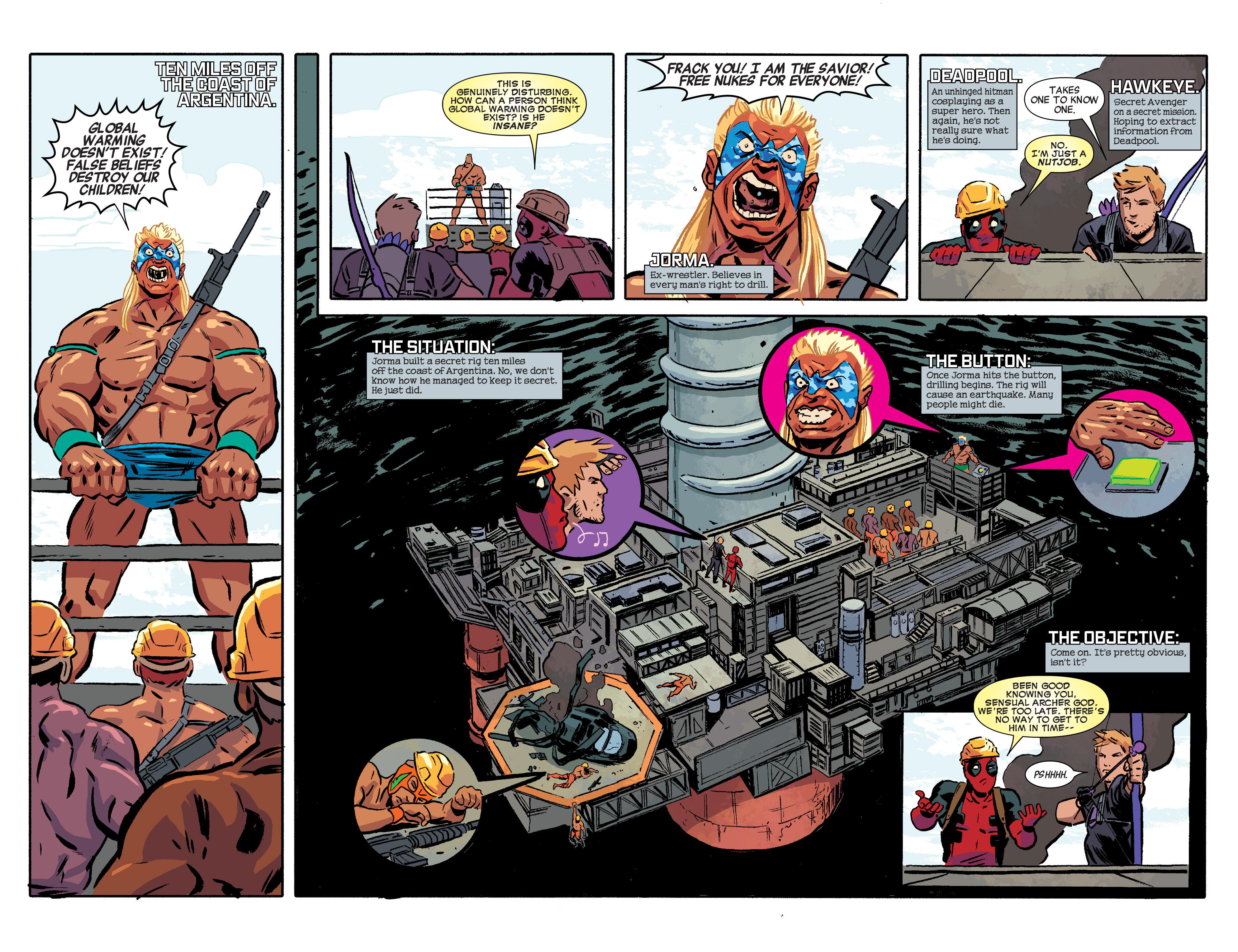Read online Secret Avengers (2014) comic -  Issue #9 - 8