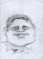 MY KARIKATUR BY RAHIM BAGHAL ASGARI