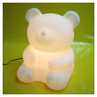 My Pet Lamp - Terri Bear