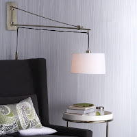 West Elm Wall Mounted Pendant