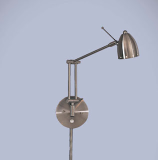 George's Reading Room Wall Lamp - George Kovacs by Minka