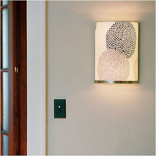 Meridian Large Wall Sconce by Lights Up