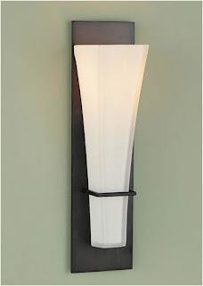 Boulevard One Light Wall Sconce by Murray Feiss