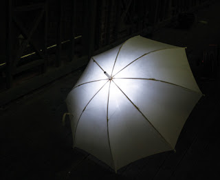LightDrop LED Umbrella