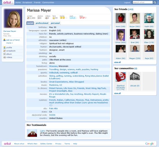 Orkut Hack Tricks